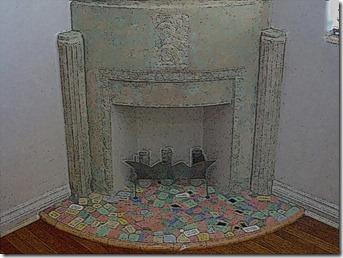Condo Fireplace Crazy 2